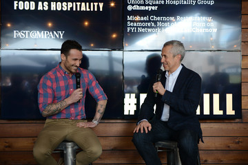 Michael Chernow The Fast Company Grill in Austin: Restaurateurs Danny Meyer and Michael Chernow