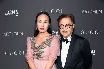Michael Chow 2016 LACMA Art + Film Gala Honoring Robert Irwin and Kathryn Bigelow Presented by Gucci - Red Carpet