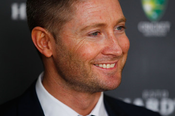 Michael Clarke Hardy's Cricket Australia Lunch