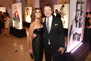 """Michael Clinton Harper's BAZAAR Celebrates """"ICONS By Carine Roitfeld"""" At The Plaza Hotel Presented By Infor, Estee Lauder, Saks Fifth Avenue, Fujifilm Instax, Genesis, And Stella Artois - Gallery"""
