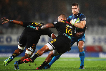 Michael Collins Super Rugby Rd 14 - Blues v Chiefs
