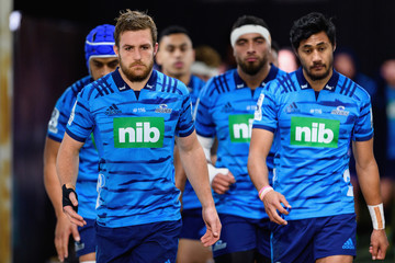 Michael Collins Super Rugby Rd 19 - Crusaders v Blues