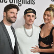 "Michael D. Ratner Premiere Of YouTube Originals' ""Justin Bieber: Seasons"" - Red Carpet"