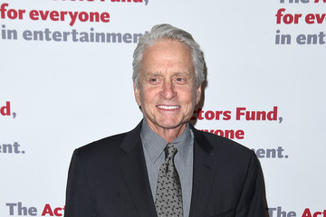 Michael Douglas The Actors Fund 2016 Gala