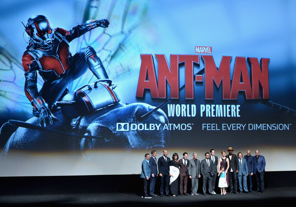World Premiere of Marvel's 'Ant-Man' - Red Carpet