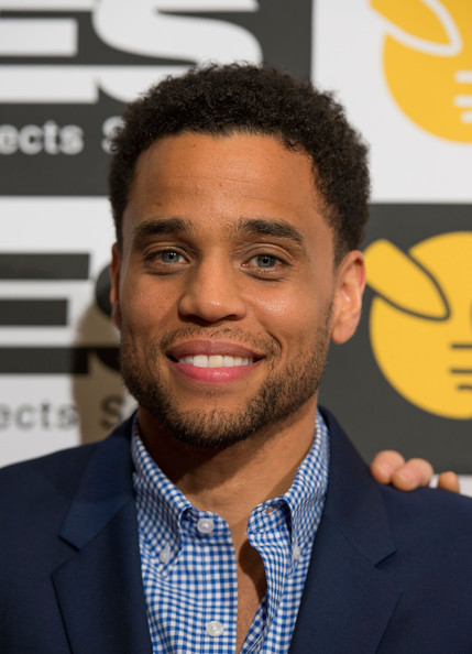 Red carpet in this photo michael ealy michael ealy arrives at the