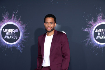 Michael Ealy 2019 American Music Awards - Arrivals
