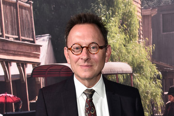Michael Emerson Premiere of HBO's 'Westworld' - Red Carpet