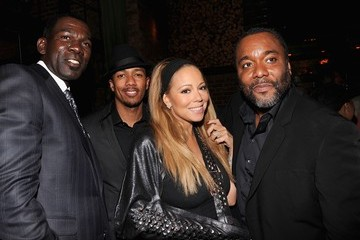 Michael Finley Celebs at 'The Butler' Afterparty