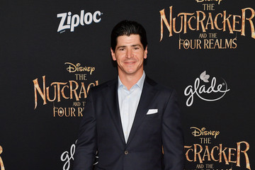 Michael Fishman Premiere Of Disney's 'The Nutcracker And The Four Realms' - Arrivals