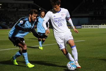 Michael Fitzgerald Kawasaki Frontale v Suwon Samsung Bluewings - AFC Champions League  Group G
