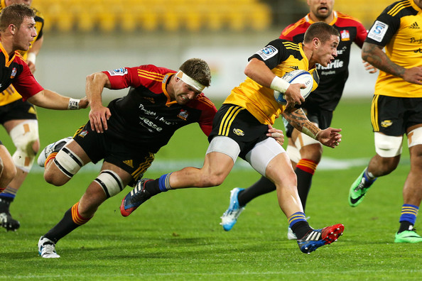 Super Rugby Rd 15 - Hurricanes v Chiefs []