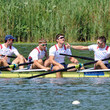 Michael Gennaro Samsung World Rowing Cup III in Lucerne: Day 3