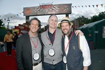 Michael Giacchino The World Premiere of Disney/Pixar's 'Cars 3'