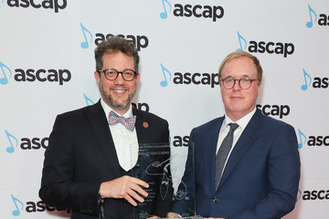 Michael Giacchino 34th Annual ASCAP Screen Music Awards - Arrivals