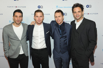 Michael Godere Tommy Hilfiger And GQ Honor The Men Of New York At The Tommy Hilfiger Fifth Avenue Flagship