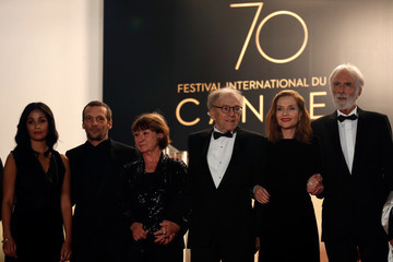 Michael Haneke 'Happy End' Red Carpet Arrivals - The 70th Annual Cannes Film Festival