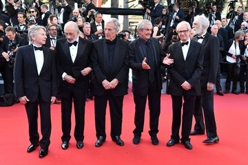 Michael Haneke 70th Anniversary Ceremony - The 70th Annual Cannes Film Festival