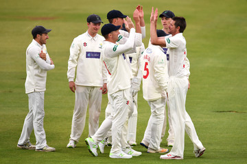 Michael Hogan Middlesex Vs. Glamorgan - Specsavers County Championship: Division Two