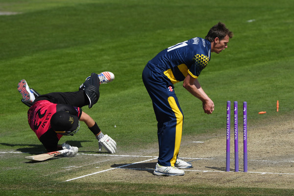 Sussex v Glamorgan - Royal London One-Day Cup
