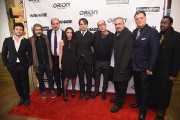 Michael Imperioli Vincent Piazza 'The Wannabe' New York Premiere - Red Carpet