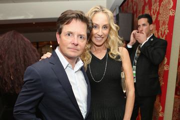Michael J. Fox HBO's Golden Globes Afterparty