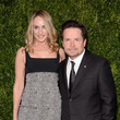 Michael J. Fox The Museum of Modern Art Film Benefit Presented By CHANEL: A Tribute to Julianne Moore - Arrivals