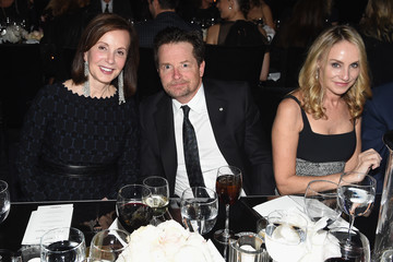 Michael J. Fox The Museum of Modern Art Film Benefit Presented By CHANEL: A Tribute to Julianne Moore - Inside