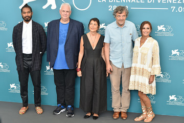 Michael J Werner Terence Nance Jury Photocall - 76th Venice Film Festival