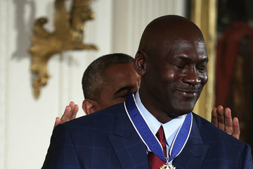 Michael Jordan Obama Honors 21 Americans With Presidential Medal of Freedom