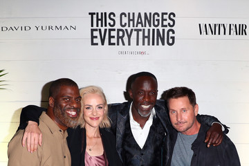 Michael K Williams Vanity Fair And David Yurman Celebrate The Premiere Of 'This Changes Everything' At The 2018 Toronto International Film Festival