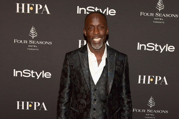 Michael K Williams 2018 HFPA And InStyle's TIFF Celebration
