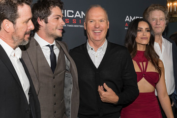 Michael Keaton Screening of CBS Films and Lionsgate's 'American Assassin' - Red Carpet