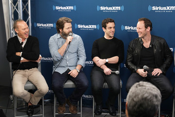 Michael Keaton SiriusXM Town Hall With the Cast of 'The Founder'; Town Hall to Air on Entertainment Weekly Radio
