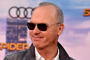 Michael Keaton Premiere of Columbia Pictures' 'Spider-Man: Homecoming' - Arrivals