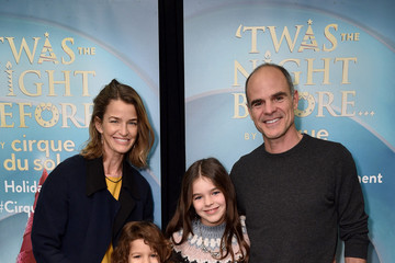 Michael Kelly Opening Night Of 'Twas The Night Before...By Cirque Du Soliel At The Hulu Theater At Madison Square Garden