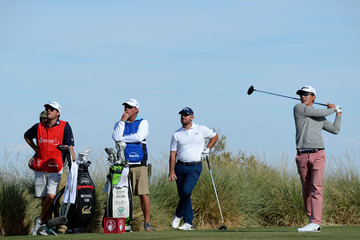 Michael Kim Shriners Hospitals For Children Open - Round Two