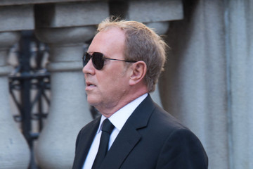 Michael Kors Funeral Held for Oscar De La Renta