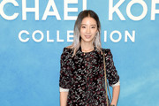 Irene Kim attends the Michael Kors Collection Spring 2019 Runway Show at Pier 17 on September 12, 2018 in New York City.