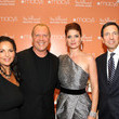 Fabrizio Freda Michael Kors and Debra Messing Bring Hollywood to Macy's Herald Square