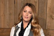 Blake Lively attends the Michael Kors FW20 Runway Show on February 12, 2020 in New York City.