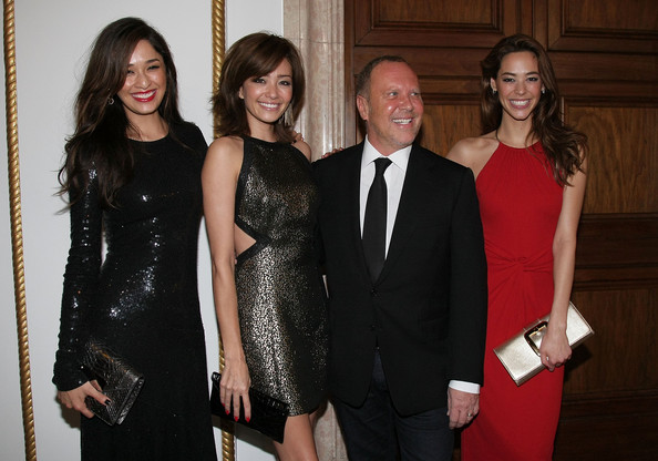 Michael Kors Celebrates American Fashion At The US Ambassadors Residence In Tokyo
