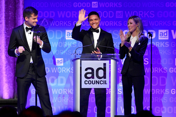 Ad Council's 65th Annual Public Service Award Dinner - Inside