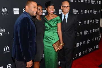 Michael Lomax Alvina Stewart Anderson UNCF Hosts The 33rd Annual An Evening With The Stars - Red Carpet