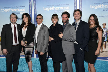 """Michael Lombardo Premiere Of HBO's """"Togetherness"""" - Red Carpet"""