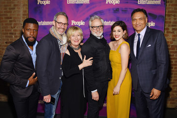 Michael Luwoye Entertainment Weekly & PEOPLE New York Upfronts Party 2019 Presented By Netflix - Inside