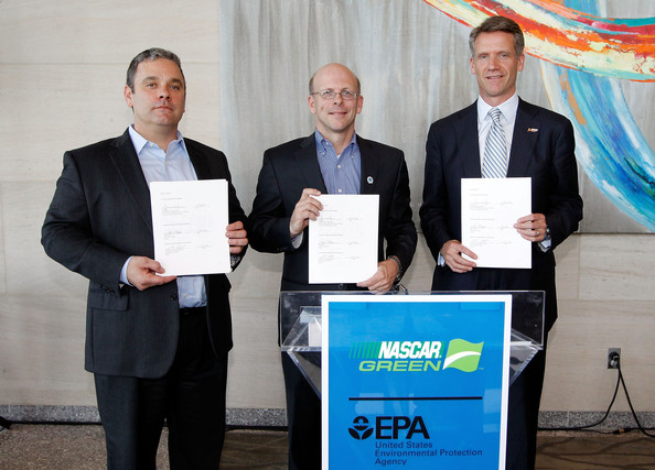Nascar And Epa Announcement