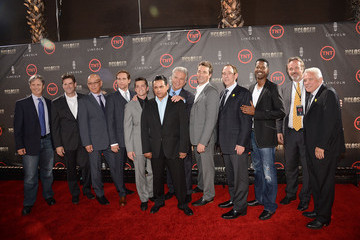 """Michael M. Robin Special Fan Screening Of TNT's """"The Closer"""" Series Finale - Red Carpet"""
