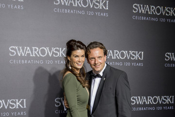 Michael Mack Swarovski Crystal Worlds Grand Re-Opening