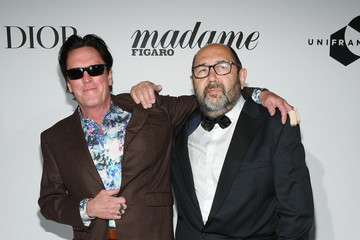 Michael Madsen Dior Dinner Arrivals - The 71st Annual Cannes Film Festival